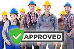 find local approved South Lanarkshire trades